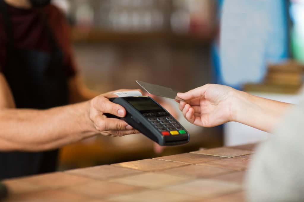 Concil Card máquina de cartão